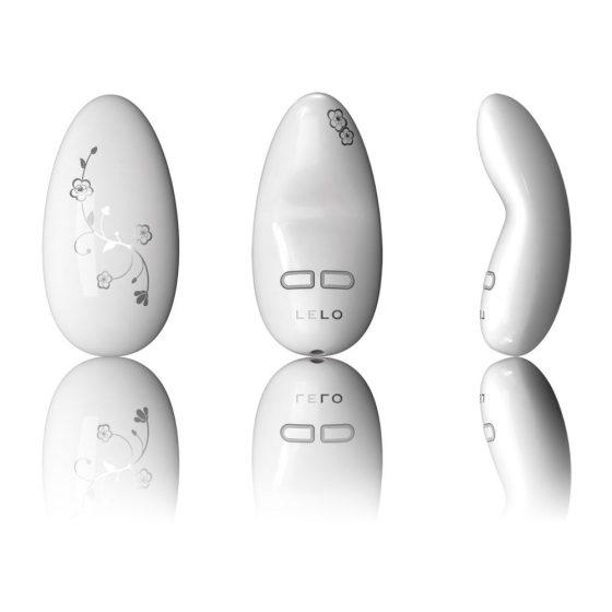 Lelo Nea klitorisz izgató vibrátor (fehér) !MEGSZŰNT TERMÉK!