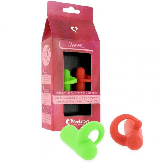 Feelz Toys Mycero Finger Fun 2 db ujjra húzható vibrátor