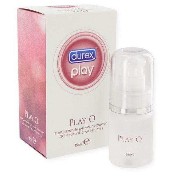 Durex Play O klitorisz krém, stimuláló hatással (15 ml) !MEGSZŰNT TERMÉK!