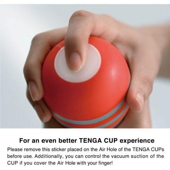 Tenga U.S. Deep Throat Cup maszturbátor (XL)