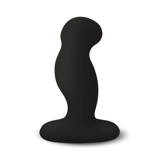 Nexus G-Play Large dildó/vibrátor (fekete, nagy).