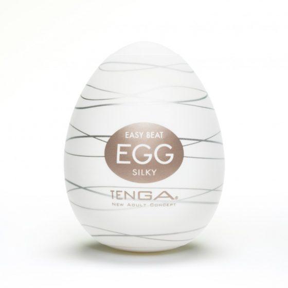 Tenga Egg Silky maszturbátor