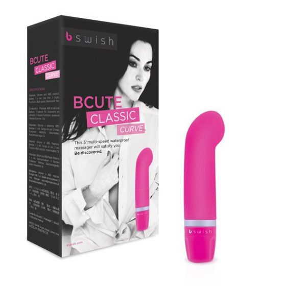 bswish Bcute Curve vibrátor (pink)