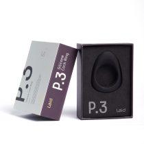 Laid P.3 péniszgyűrű (38 mm, fekete)