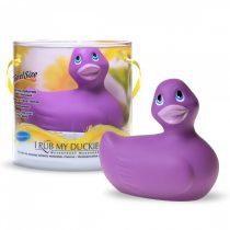 I Rub My Duckie Travel vibrációs kacsa, utazó méret (lila)