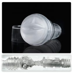 Fleshlight Ice Mouth Crystal száj (crystal betéttel)