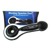 Monkey Spanker Duo vibrátor/maszturbátor