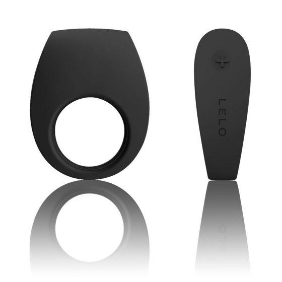 Lelo Tor 2. akkumulátoros péniszgyűrű (fekete) !MEGSZŰNT TERMÉK!