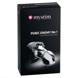 Mystim Public Enemy No1. elektrostimulációs péniszlakat