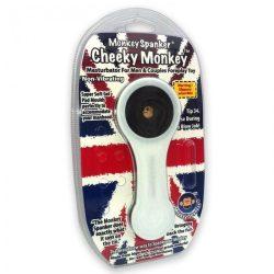 Monkey Spanker Cheeky Monkey maszturbátor, vibráció nélkül