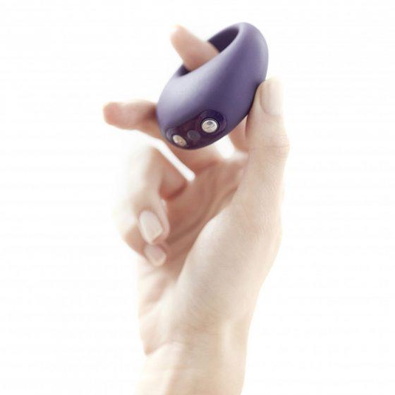 Je Joue Mio vibrációs péniszgyűrű (lila)