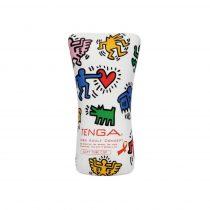 Tenga Keith Haring Soft Tube Cup maszturbátor