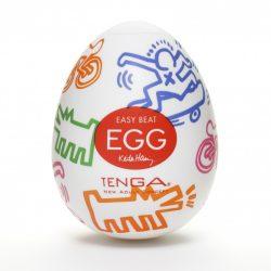 Tenga Egg Keith Haring Street maszturbátor