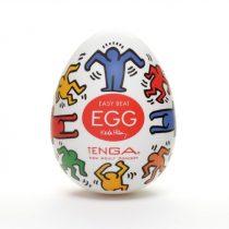 Tenga Egg Keith Haring Dance maszturbátor