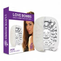 Love in the Pocket Live Bombs Jade mini maszturbátor