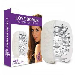 Love in the Pocket Live Bombs Jade mini maszturbátor