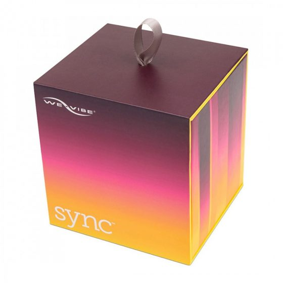 We-Vibe Sync okosvibrátor (lila)