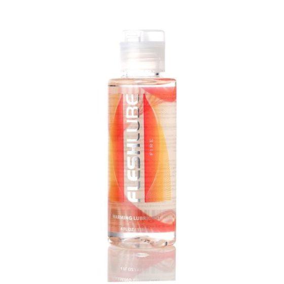 Fleshlight FleshLube Fire vizbázisú síkosító hevítő hatással (100 ml)