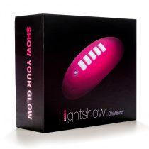 OhMiBod Lightshow okosvibrátor fényjátékkal