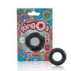 The Screaming O The RingO péniszgyűrű (fekete)