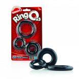 The Screaming O RingO péniszgyűrű csomag (3 db-os)