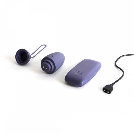 bswish Bnaughty Unleashed Premium távirányítható vibra tojás (lila)