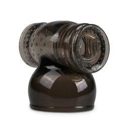 Easy Toys fekete maszturbátor feltét masszírozó gépre (50 mm)