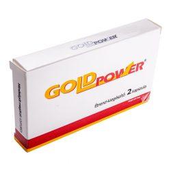 Gold Power kapszula (2 db)