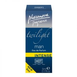 HOT Man Pheromone Twilight Intense feromon parfüm uraknak (5 ml)