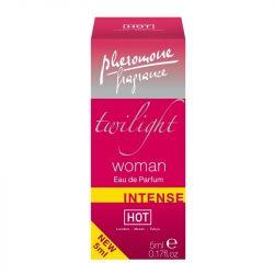 HOT Woman Pheromone Twilight Intense feromon parfüm hölgyeknek (5 ml)