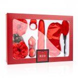 LoveBoxxx I Love Red ajándék szett
