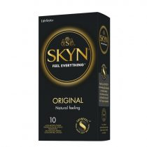 LifeStyles Skyn Original 10 db latex mentes óvszer