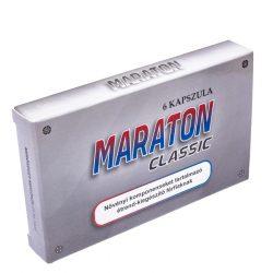 Maraton Classic kapszula (6 db)