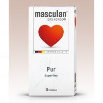 Masculan Pur extra vékony óvszer (10 db)