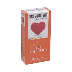 Masculan Long Pleasure késleltetős óvszer (10 db)