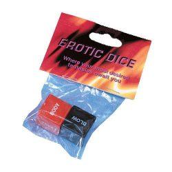 Erotic Dice 2 db dobókocka
