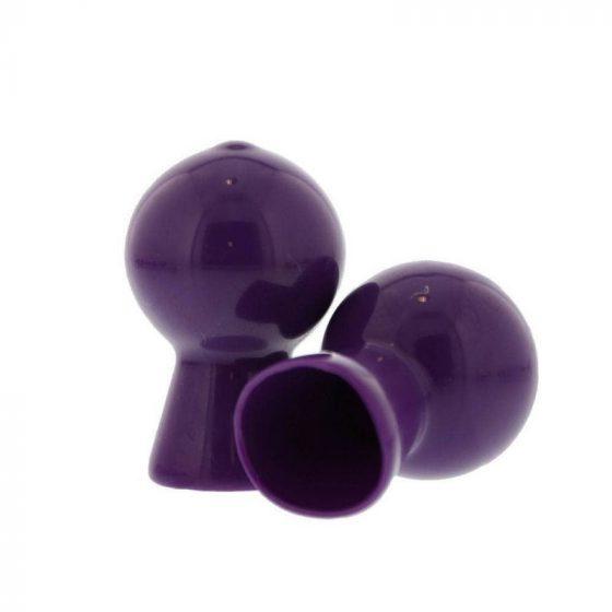 Nipple Suckers mellbimbószívó pár (lila)