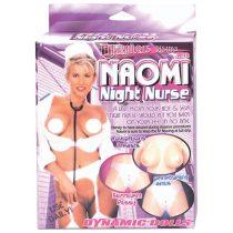 Naomi Night Nurse felfújható guminővér