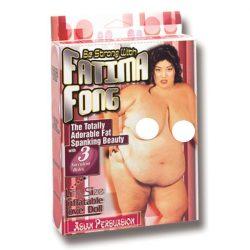 Fatima Fong felfújaható dundi guminő