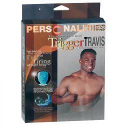 Trigger Travis felfújható gumi férfi