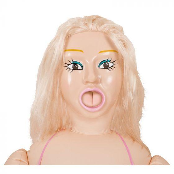 Big Boob Bridget felfújható guminő