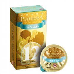 Peithora 2nd Skin óvszer, vékony falvastagsággal (12 db)