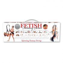 Fantasy Swing Spinning elforgatható szexhinta