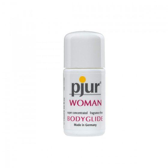 pjur Woman szilikonbázisú síkosító (10 ml)
