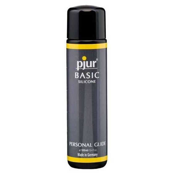pjur Basic szilikonbázisú síkosító (100 ml)