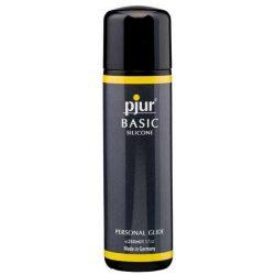 pjur Basic szilikonbázisú síkosító (250 ml)
