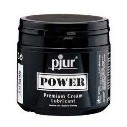 pjur Power Premium Creme vegyesbázisú síkosító krém (500 ml)