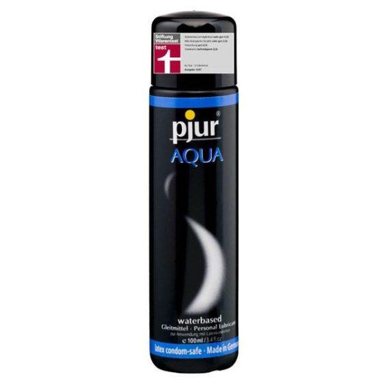 pjur Aqua vízbázisú síkosító (100 ml)