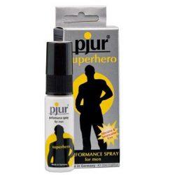 pjur Superhero ejakuláció késleltető permet (20 ml)