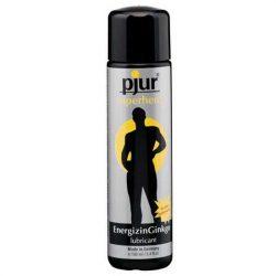 pjur Superhero vízbázisú síkosító, vitalizáló hatással (100 ml)